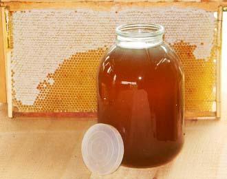 мед с сотой